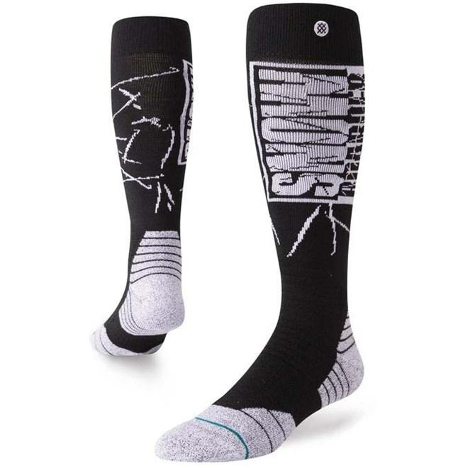 ponožky STANCE - Snowboarder Mag Black (BLK)