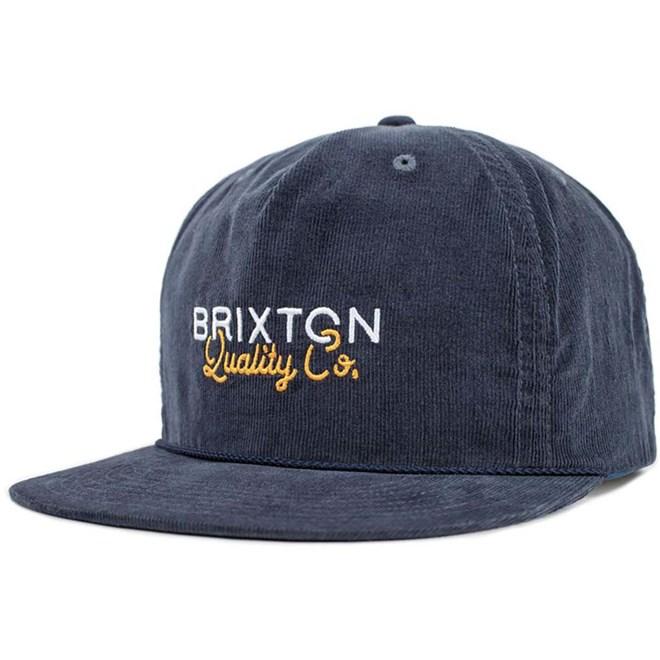 kšiltovka BRIXTON - Medford Hp Snapback Navy (NAVY)