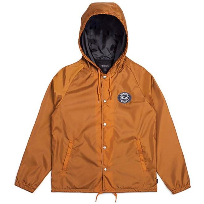 bunda BRIXTON - Merced Jacket Rust (RUST)