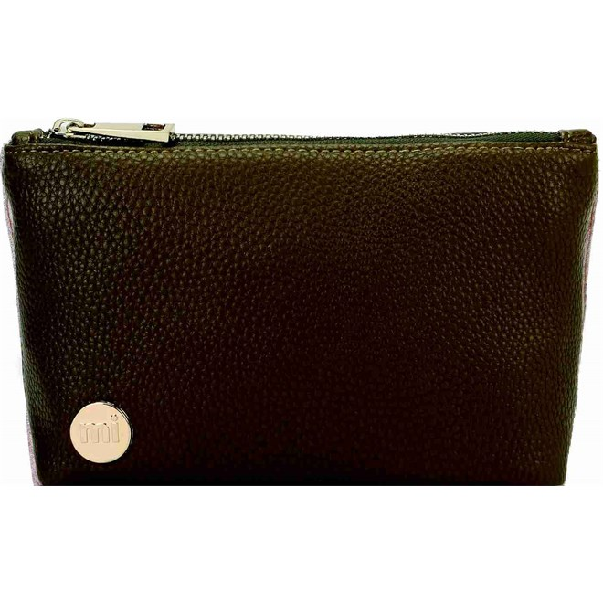 gymsack MI-PAC - Make Up Bag Tumbled Khaki (003)