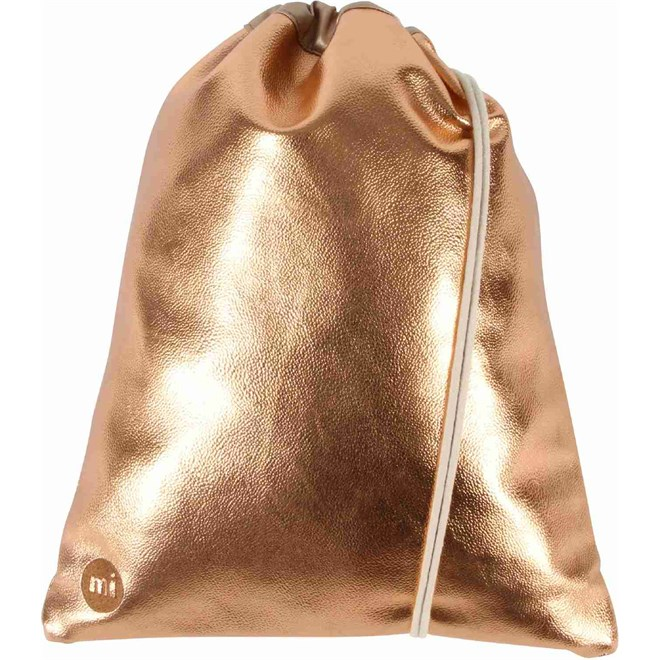 gymsack MI-PAC - Kit Bag Metallic Rose Gold (014)