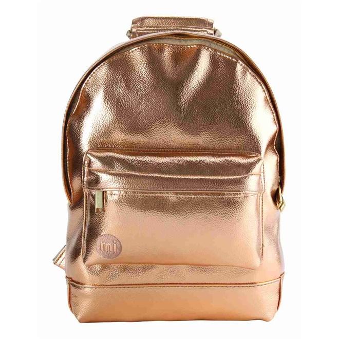 batoh MI-PAC - Mini Metallic Rose Gold (005)