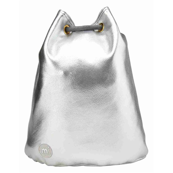 kabelka MI-PAC - Swing Bag Metallic Silver (006)
