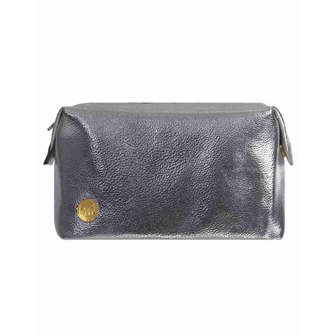 cestovní taška MI-PAC - Wash Bag Metallic Silver (011)