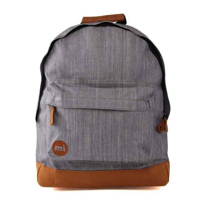 batoh MI-PAC - Premium Denim Grey (010)
