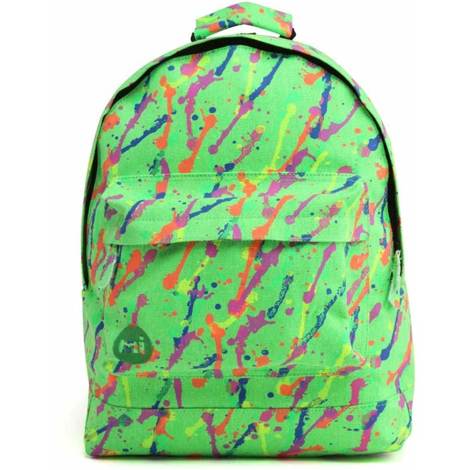 batoh MI-PAC - Splattered Neon Green (002)