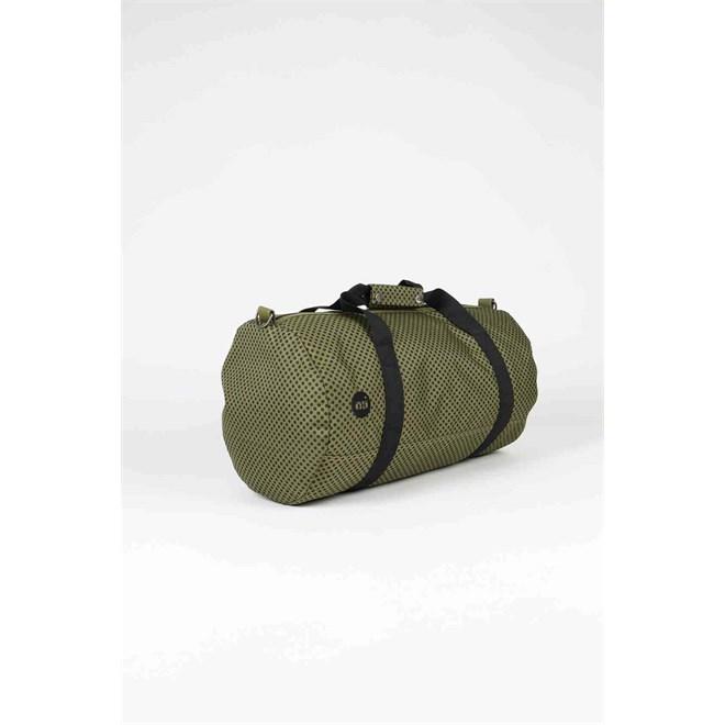 taška přes rameno MI-PAC - Duffel Microdot Khaki/Black (132)