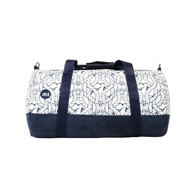 cestovní taška MI-PAC - Duffel Mono Maritime Natural (145)