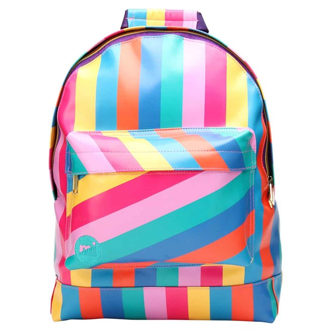 batoh MI-PAC - Multicoloured stripe Multi (005)