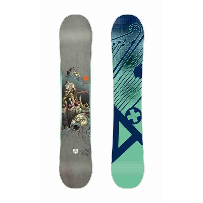 snowboard NIDECKER - Snowboard Aa Pro Multi (MULTI)