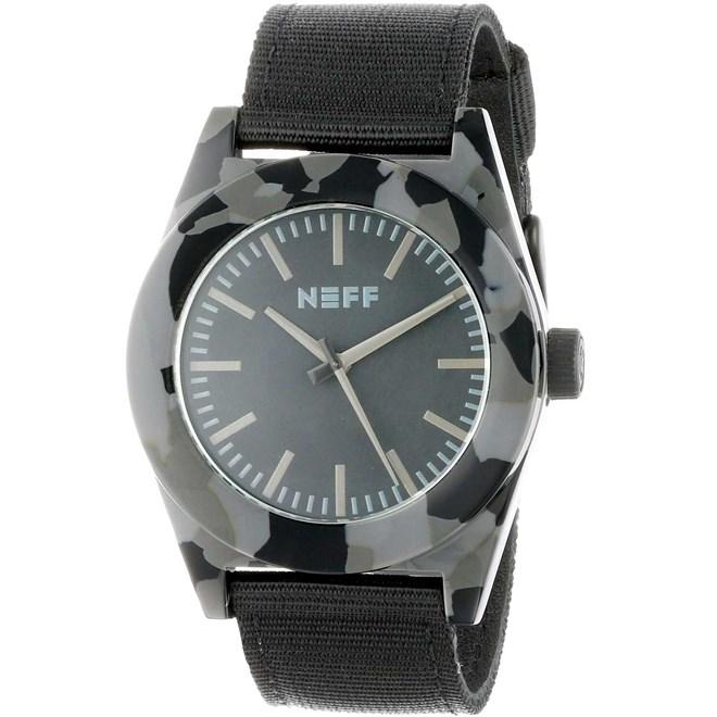 hodinky NEFF - Estate Watch (CAMO)