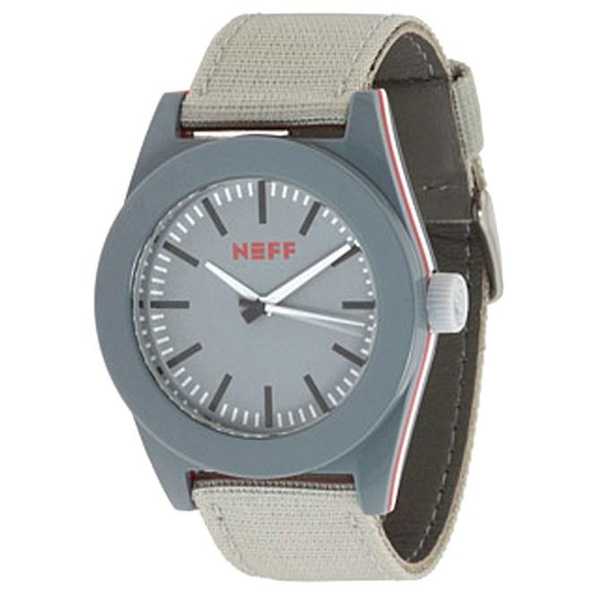 hodinky NEFF - Estate Watch (GREY)