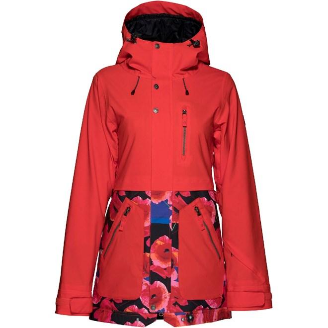 Jacke NIKITA - Sycamore Jacket Red (RED)