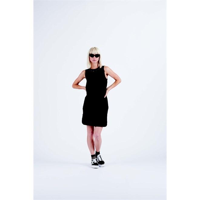 šaty NIKITA - Seeker Dress Black (BLK)