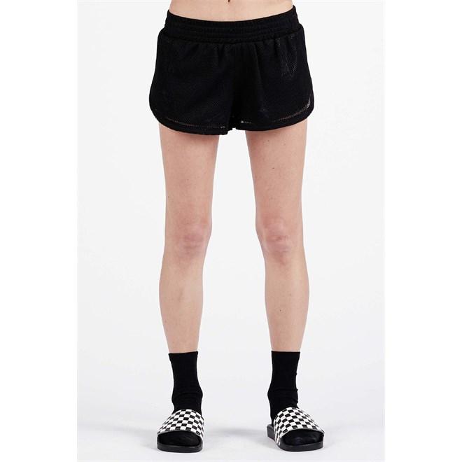 kraťasy NIKITA - Tolt Shorts Black (BLK)