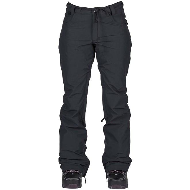 kalhoty NIKITA - Cedar Pant Black (BLK)