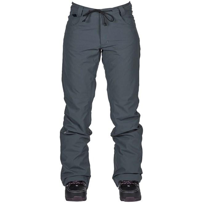 kalhoty NIKITA - Cedar Pant Charcoal (CHA)