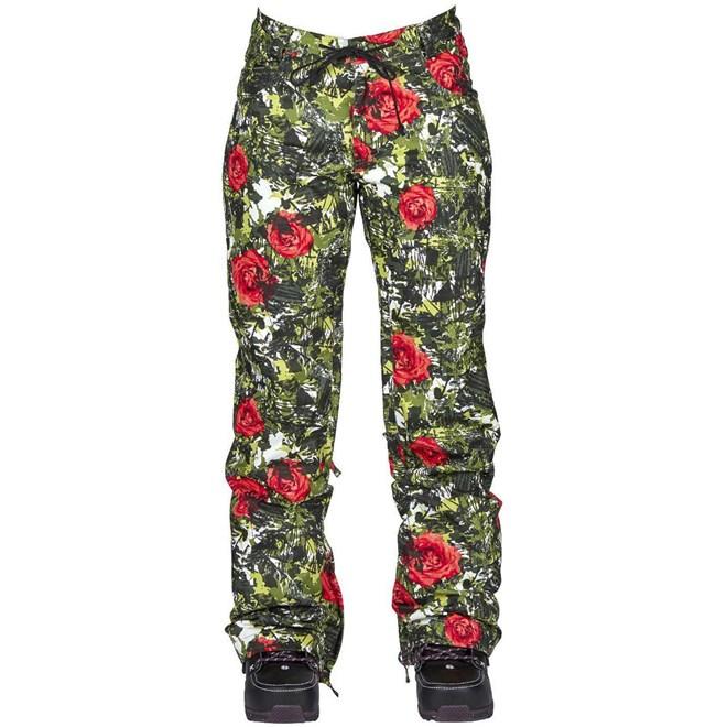 kalhoty NIKITA - Cedar Pant Camo Pop (CMP)