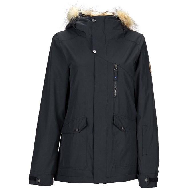 bunda NIKITA - Hawthorn Jacket Black (BLK)