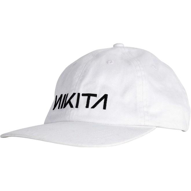 kšiltovka NIKITA - Pops Cap White (WHT)
