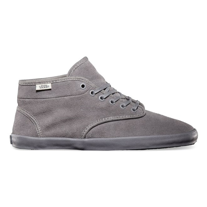 boty VANS - Houston (Fleece) Frost Gray (8L5)