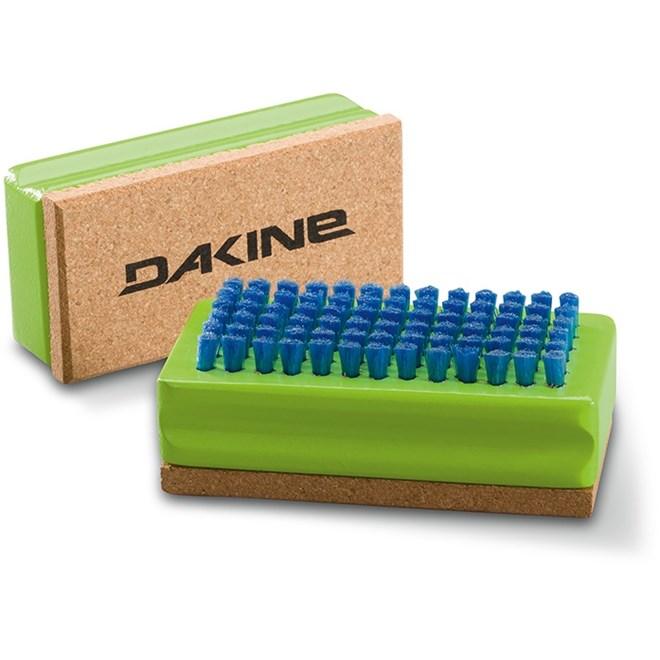 nářadí DAKINE - Nylon / Cork Brush Green (GREEN)
