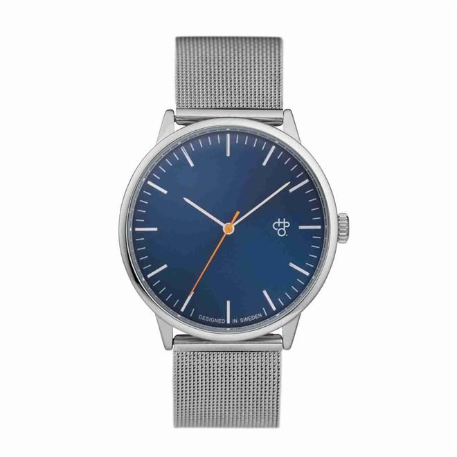 hodinky CHPO - Nando Navy Silver (NAVY SILVER)