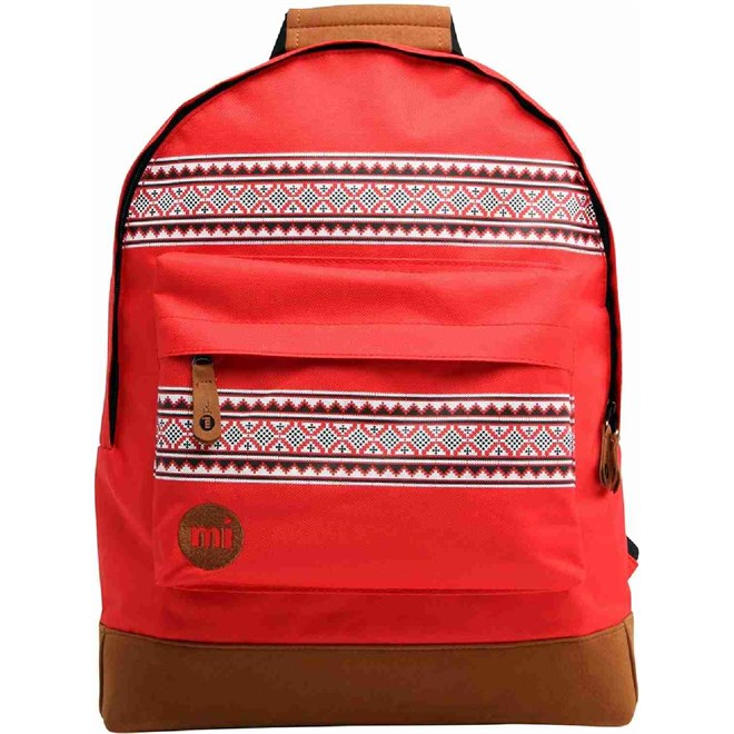 batoh MI-PAC - Nordic Bright Red (A01)