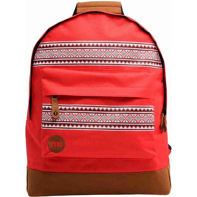 batoh MI-PAC - Nordic Bright Red (A01)