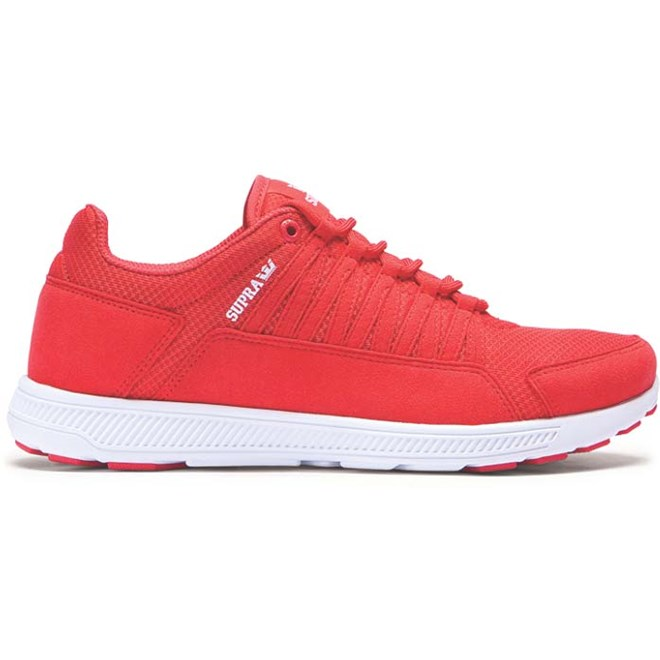 boty SUPRA - Owen Red-White (RED)