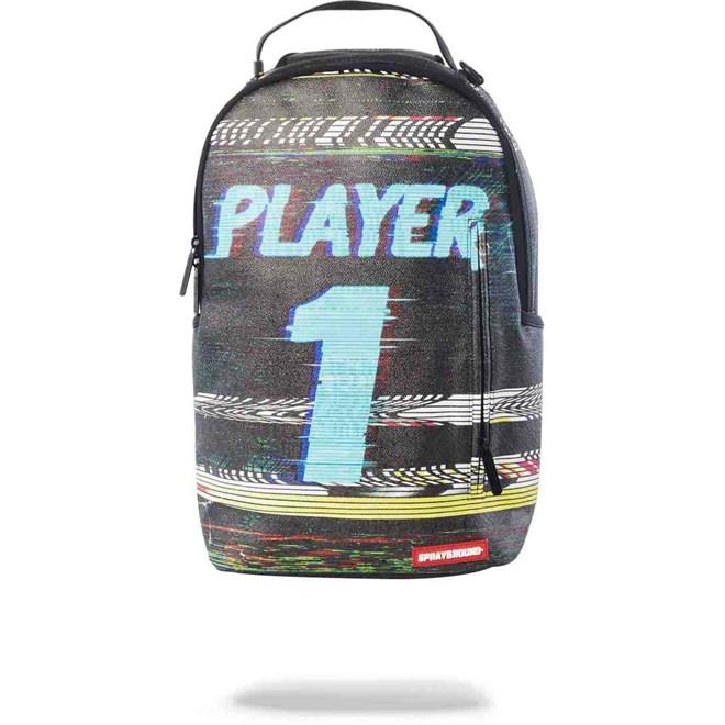 plecak SPRAYGROUND - Player #1 Backpack (MULTI)