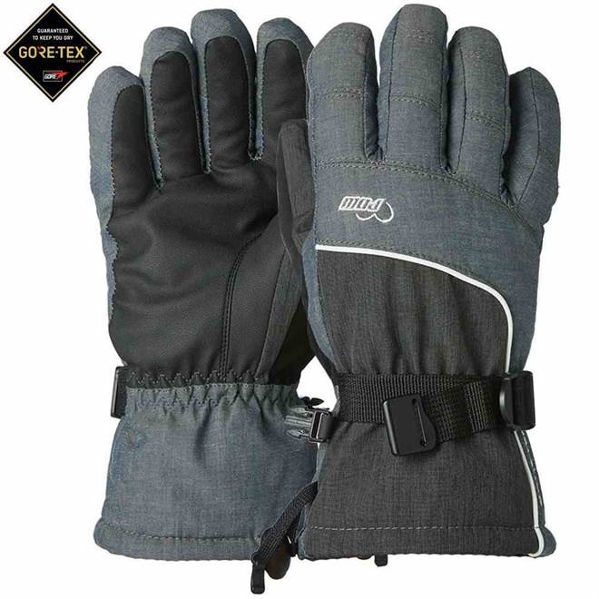 rukavice POW - Ws Falon GTX Glove Chambray (Short) (CH)