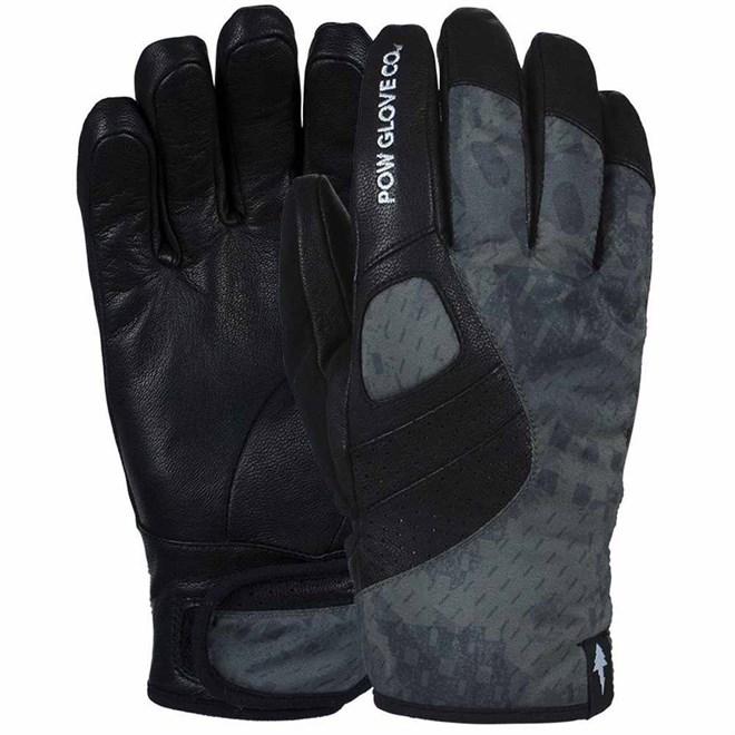 rukavice POW - Vandal Glove Black (Long) (BK)