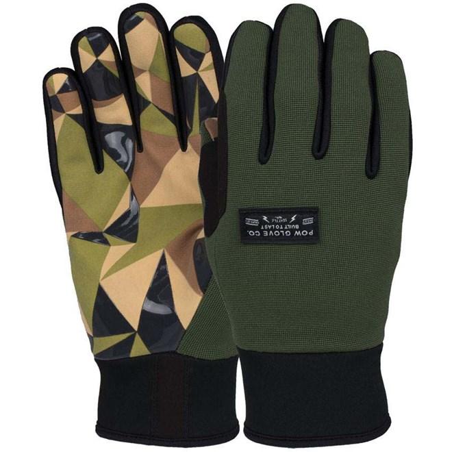 rukavice POW - All Day Glove Camo (CM)