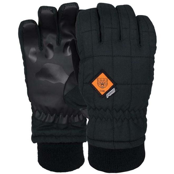 rukavice POW - Cub Glove Black (BK)