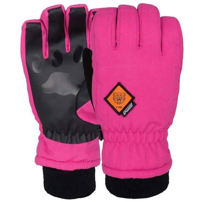 rukavice POW - Cub Glove Plum (PL)