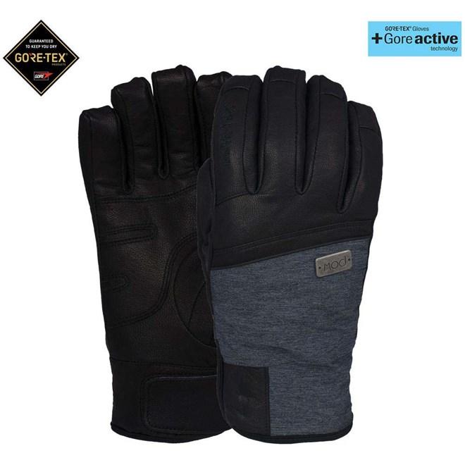 rukavice POW - Ws Empress Gtx Glove +Active Black (BK)