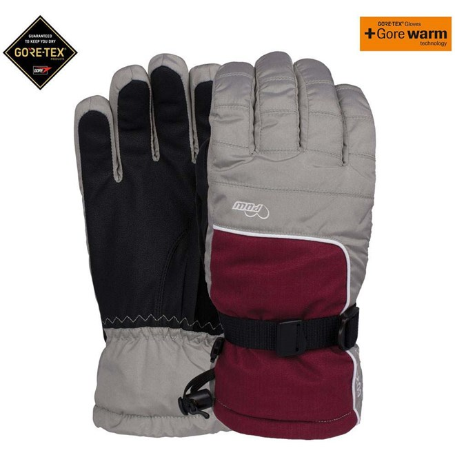 rukavice POW - Ws Falon Gtx Glove + Warm Ash (AS)