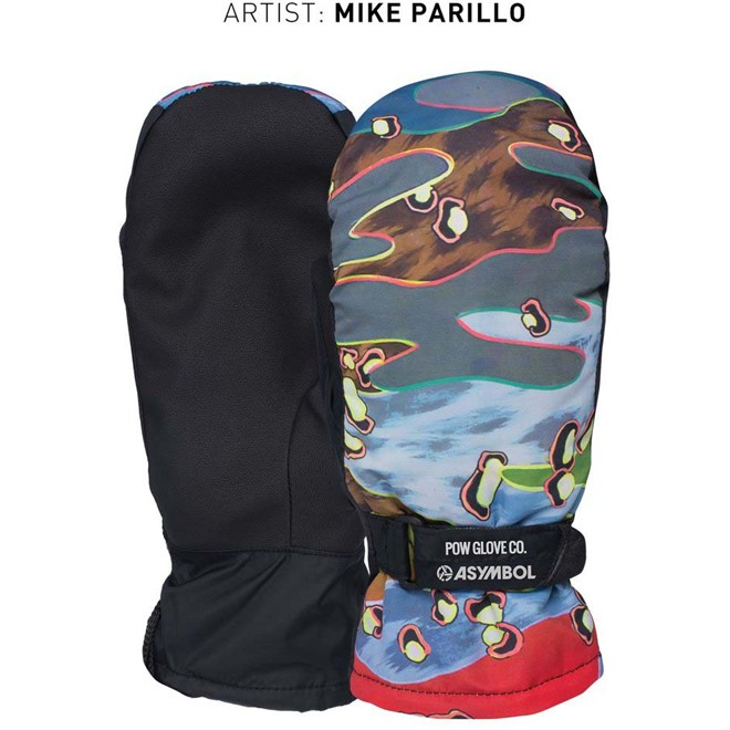 rukavice POW - Handicrafter Mitt Parillo (PA)