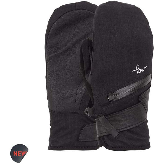rukavice POW - Ws Astra Mitt Black (BK)