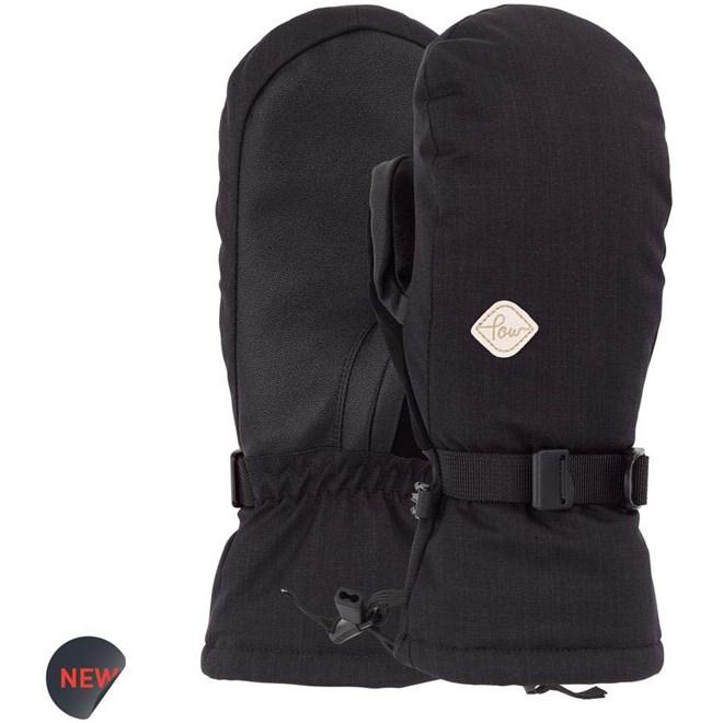 rukavice POW - Ws Falon Mitt Black  (BK)