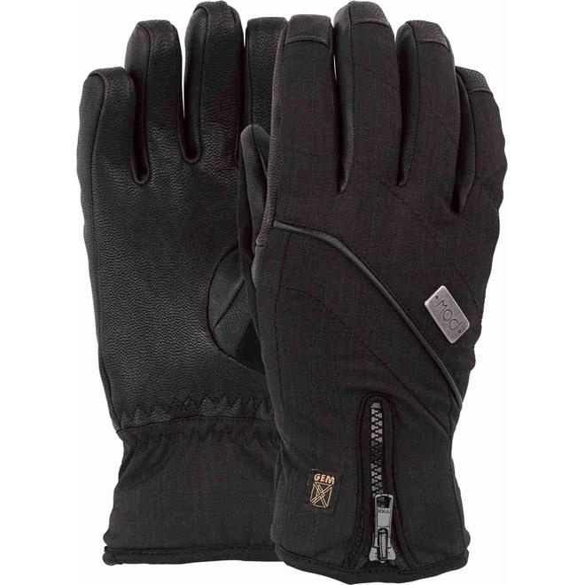 rukavice POW - Ws Gem Black (BK)