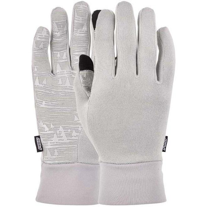 rukavice POW - Poly Pro TT Liner Gray (GY)