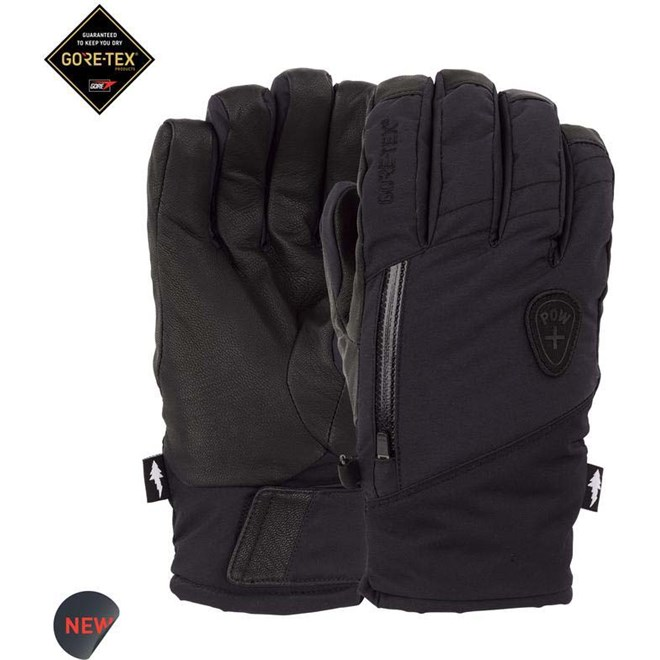rukavice POW - Sniper GTX Glove Black (BK)