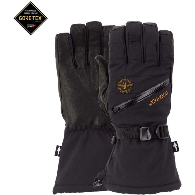 rukavice POW - Tormenta GTX Glove Black (BK)