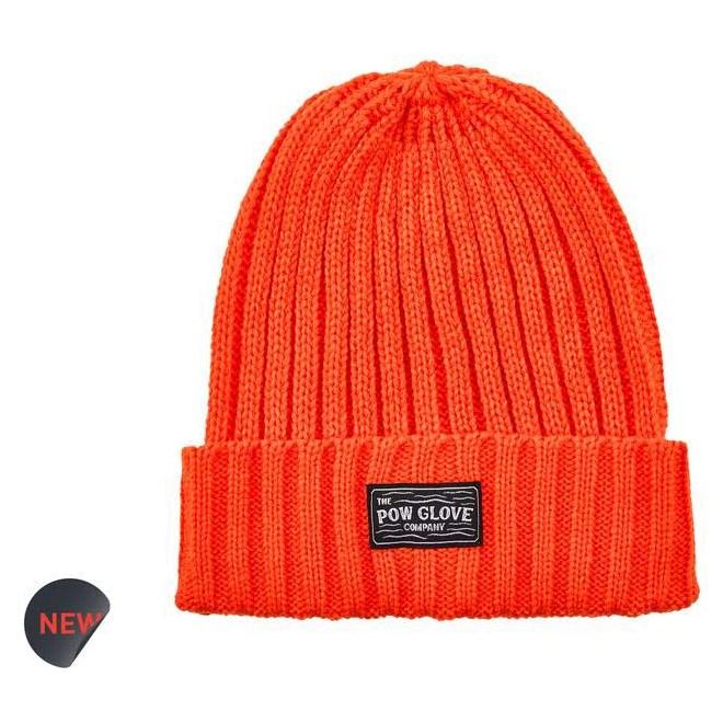 kulich POW - Wharfie Beanie Red Orange (RO)