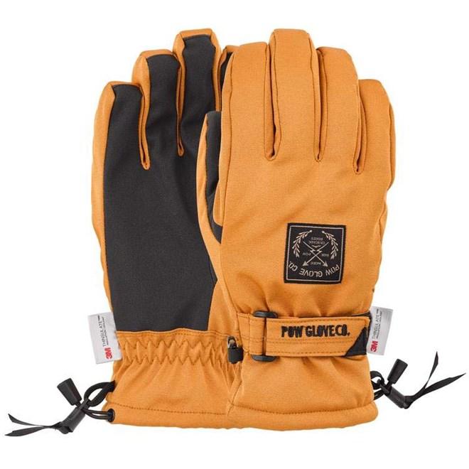 rukavice POW - XG MID Glove Tobacco (TO)