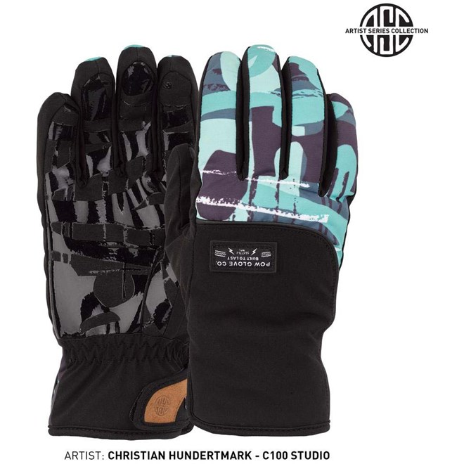 rukavice POW - Zero Glove artist 1 (A1)