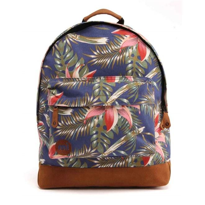 batoh MI-PAC - Palm Floral Navy (002)