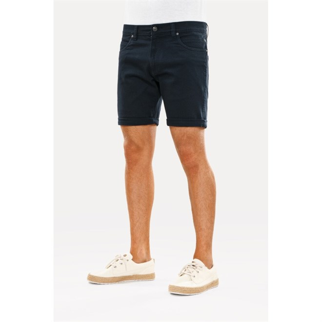kraťasy REELL - Palm Short Navy Blue (NAVY BLUE)
